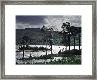 Loch Assynt Framed Print by Steve Watson