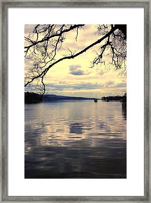 Loch Lommond Framed Print