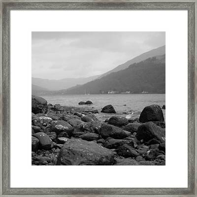 Loch Long 2 Framed Print