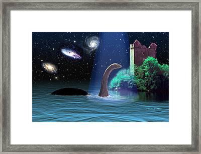 Loch Ness 2 Framed Print