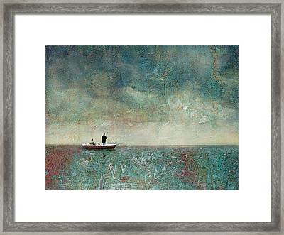 Loch Ness Framed Print by Bjorn Borge-Lunde