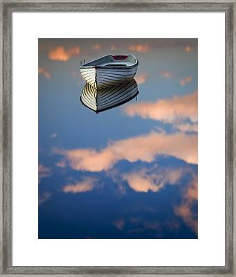 Loch Rusky Trossachs Framed Print by David Mould