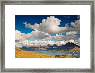 Loch Torridon Framed Print