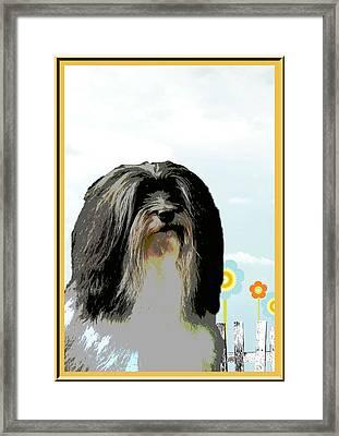 Lochen Framed Print by One Rude Dawg Orcutt