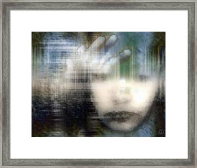 Locked In 2 Framed Print by Gun Legler