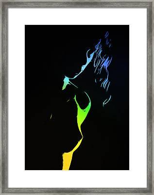 Lolita 2 Framed Print by Steve K