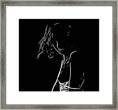 Lolita Framed Print by Steve K