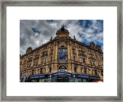 London 28 Framed Print