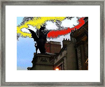 Framed Print featuring the photograph London Magic by Rdr Creative