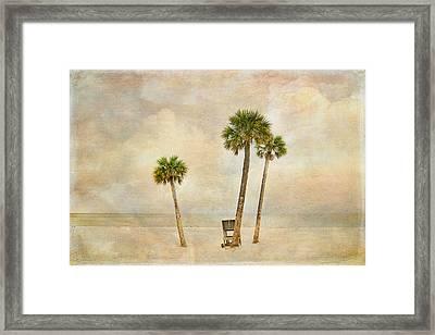 Lonely Shores Framed Print by Stephen Warren