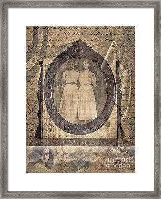 Long Ago Framed Print by Betty LaRue