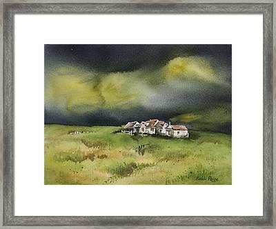Long Forgotten Framed Print by Bobbi Price