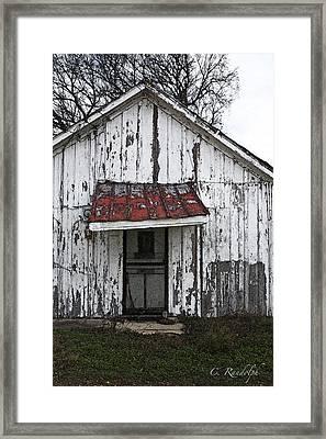 Long Gone Framed Print by Cheri Randolph