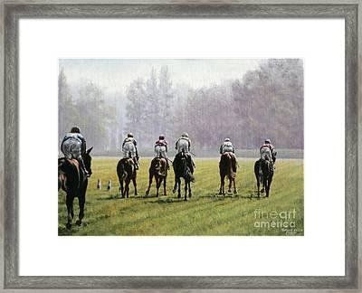 Longchamp Framed Print