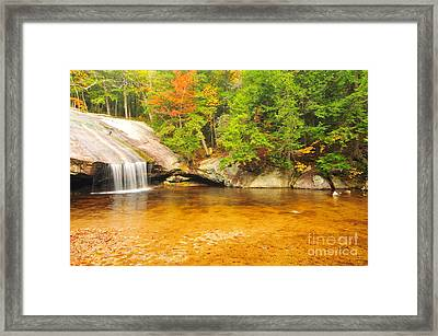 Look Listen And Dream Framed Print by Catherine Reusch Daley