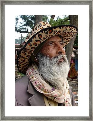 Looking Up Framed Print by Anand Swaroop Manchiraju