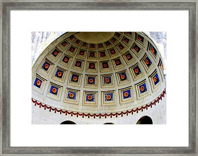 Looking Up Framed Print by Laurel Talabere