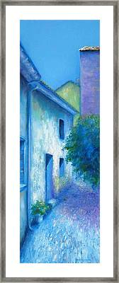Lorgues France Framed Print