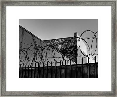 Los Angeles 033 Framed Print by Lance Vaughn