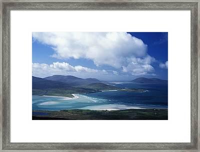 Losgaintir Bay Framed Print by Axiom Photographic