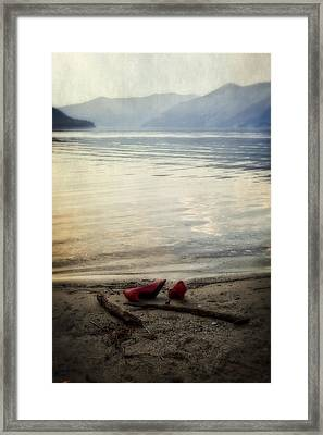 Lost And Found Framed Print by Joana Kruse