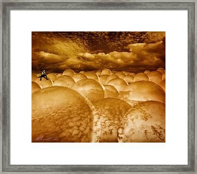 Lost Boy Framed Print by Svetlana Sewell