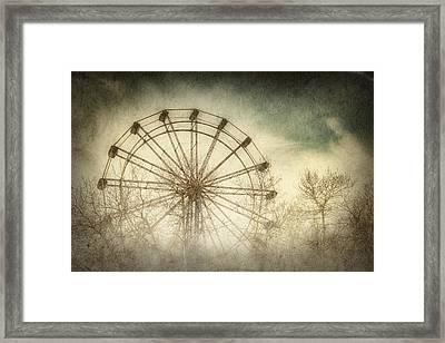 Lost Carnival Framed Print