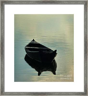 Lost Framed Print by Debra Collins