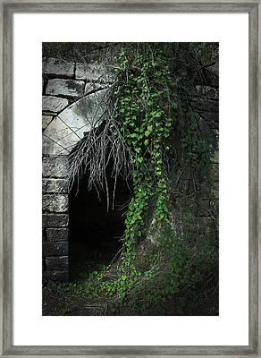 Lost In Time Framed Print by April Davis
