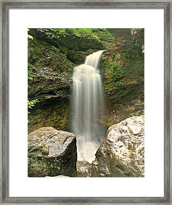 Lost Valleyh Framed Print by Marty Koch
