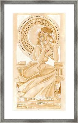 Lotus Eater Framed Print