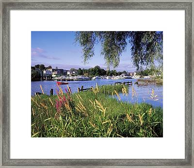 Lough Derg, Ireland Framed Print by The Irish Image Collection
