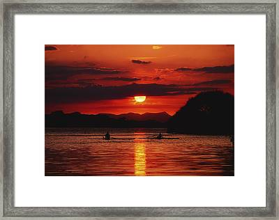 Lough Leane, Killarney, Co Kerry Framed Print
