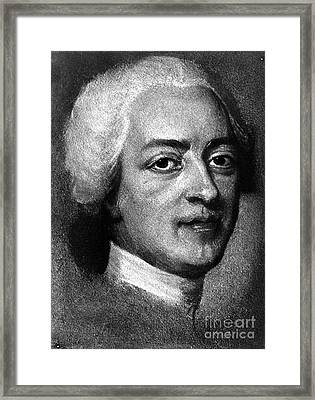 Louis Xv, King Of France And Navarre Framed Print