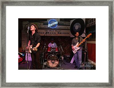 Louisiana House Rockers 02 Framed Print by Mark Guillory