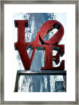 Love In The Afternoon Framed Print by Bill Cannon