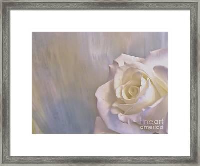 Love Lifted Up Framed Print by Marsha Heiken