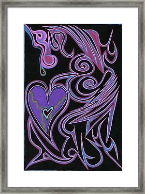 Love So Precious Framed Print