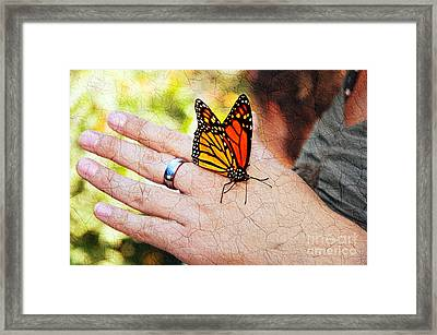 Love Waits Framed Print by Andee Design