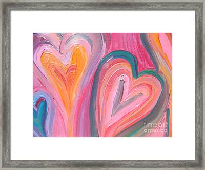 Lover 1 Framed Print