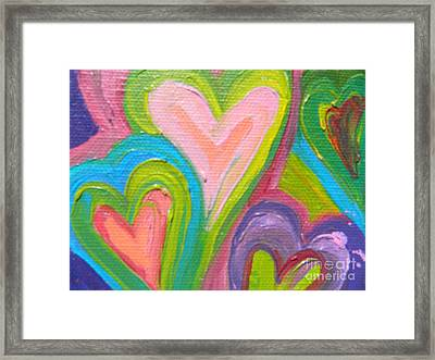 Lover 2 Framed Print