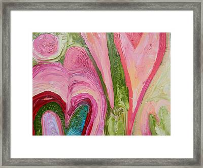 Lover 3 Framed Print