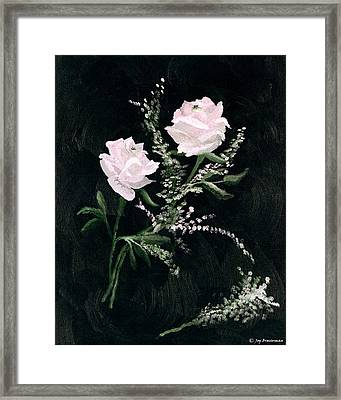 Lover's Dance Framed Print