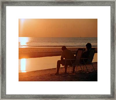 Framed Print featuring the photograph Loving Life by Tanya Tanski