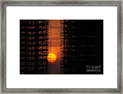 Luanda - Angola Framed Print by Armando Carlos Ferreira Palhau