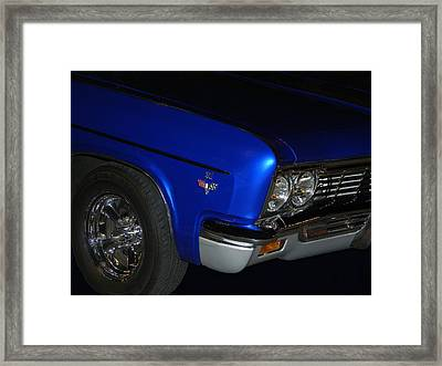 Lucielle Framed Print by Chuck Re