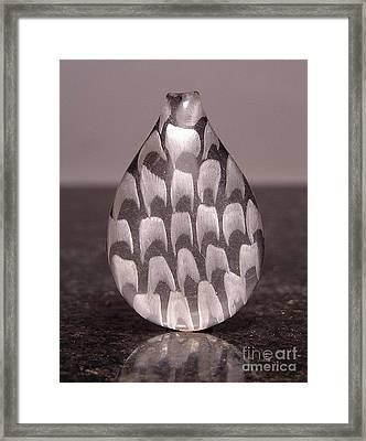 Lucite 16 Framed Print by Dwight Goss