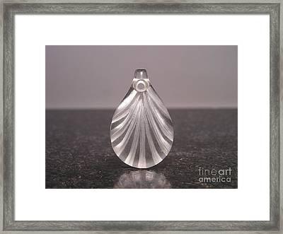 Lucite 2 Framed Print by Dwight Goss
