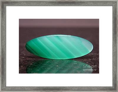 Lucite 22 Framed Print by Dwight Goss