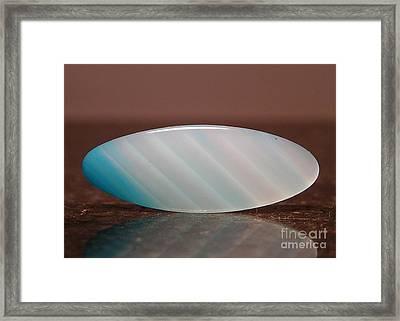 Lucite 23 Framed Print by Dwight Goss